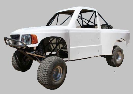 Mini Trophy Truck >> Mini Truggy Trophy Kart Plans In Pdf