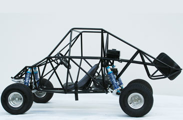 "Mini Trophy Truck >> Mini Truggy ""Trophy Kart"" Plans in PDF - Long Travel Offroad Plans"